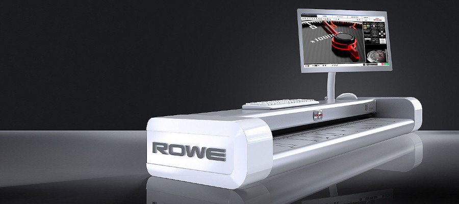 ROWE Scan 650i