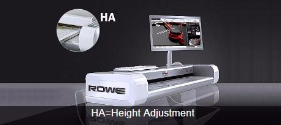 ROWE Scan 650i HA